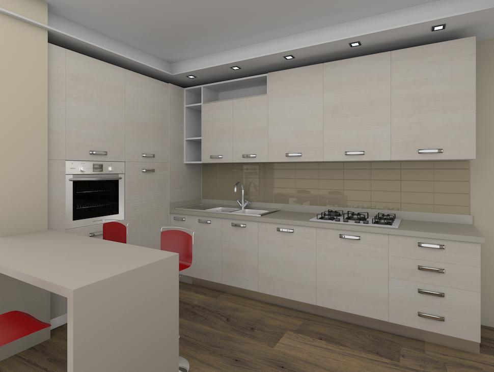 Progettazione cucine, Realprogetti sas