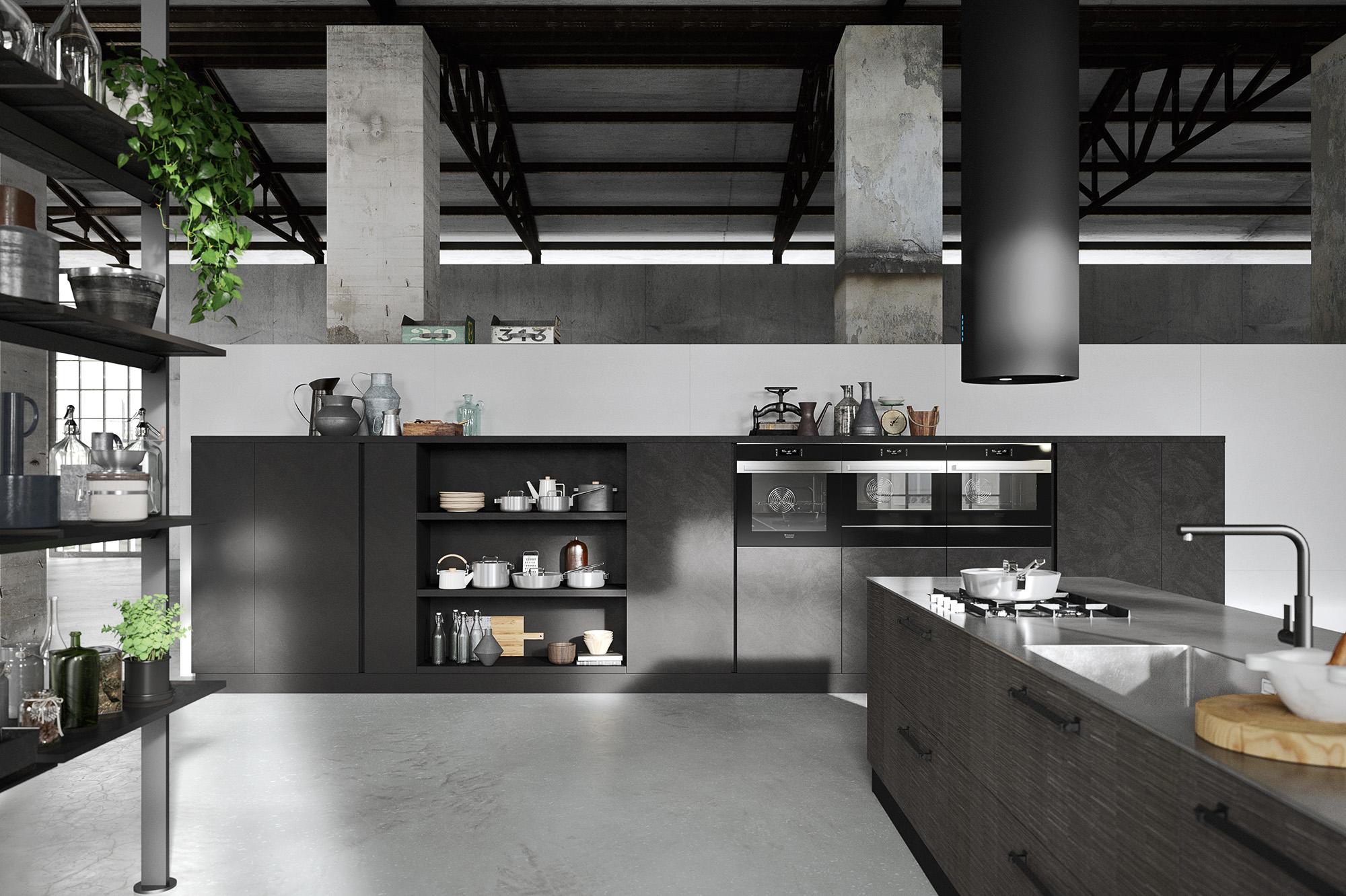 Cucine, riventitore a Roma, Realprogetti sas