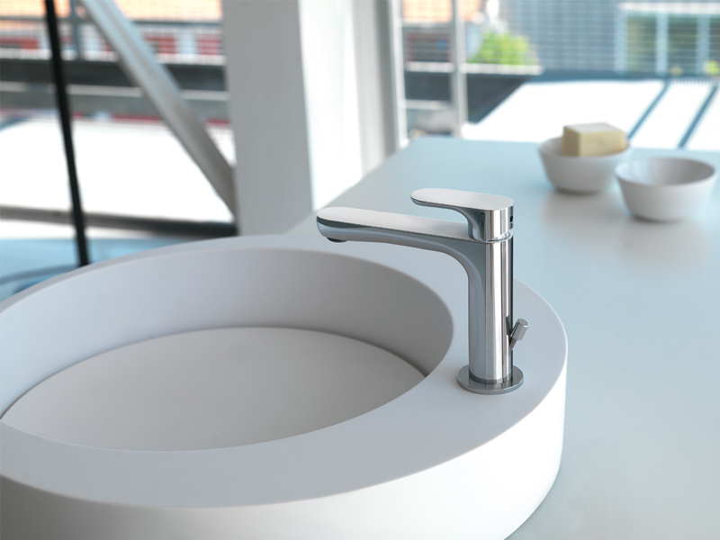 rubinetterie per bagno e cucina - Ceramica Bagno Fluida Di Newform