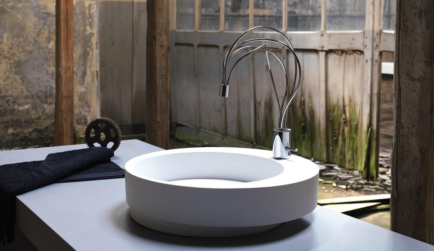 newform, la serie morpho - Ceramica Bagno Fluida Di Newform